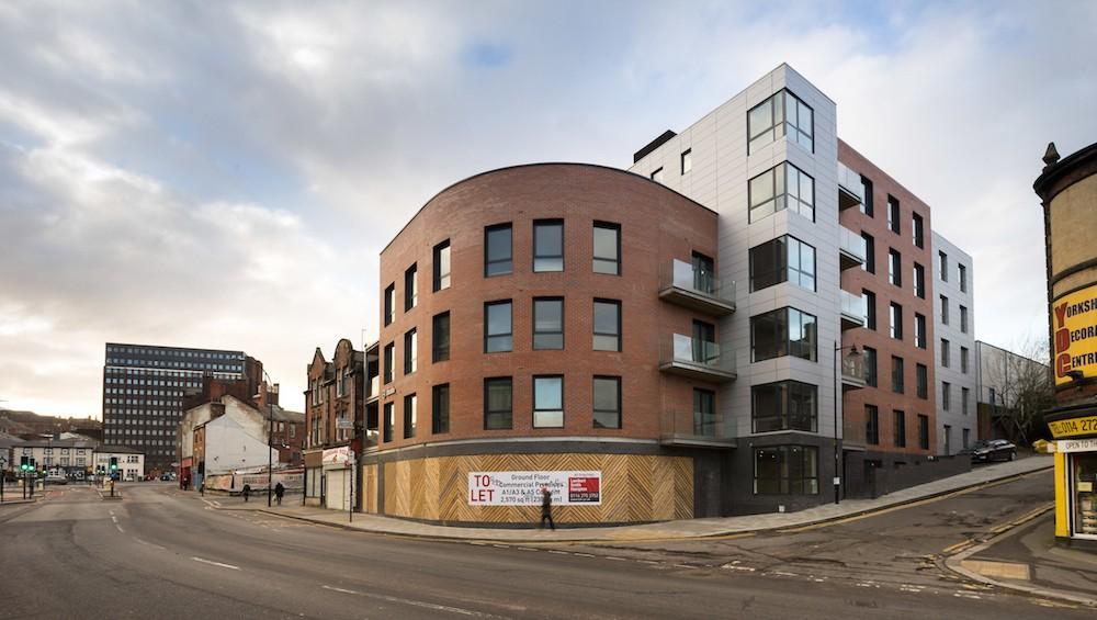 187 West Bar House Sheffield University