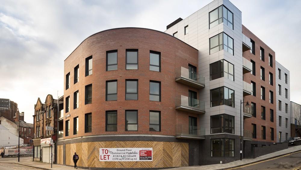 Studio Apartments Sheffield